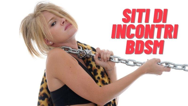 You are currently viewing Siti di incontri BDSM: Come fare incontri SADOMASO in chat